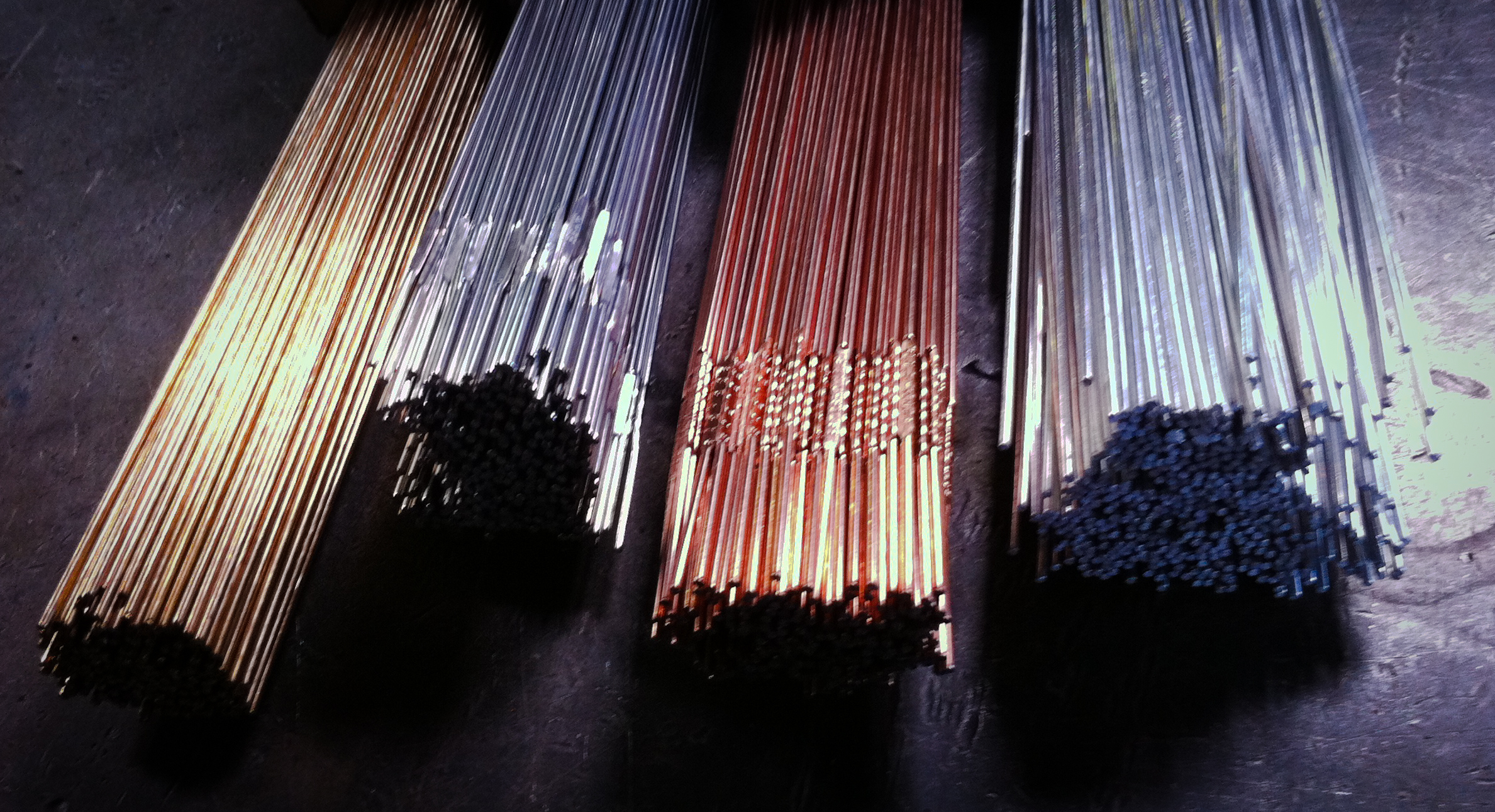 TIG WELDING RODS FOR CARBON AND LOW ALLOY STEELS